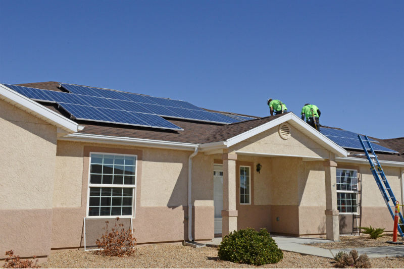 Types of Residential Solar Electrical Systems